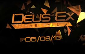 Deus Ex The Fall - Anuncio