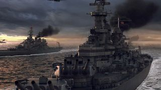 World of Warships - Cinem�tica