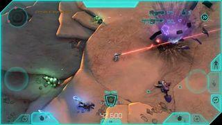 Halo: Spartan Assault - Debut