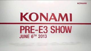 Konami - Pre-E3 2013