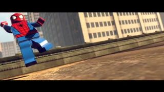 LEGO Marvel Super Heroes - Tr�iler E3