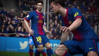 FIFA 14 - Nueva generaci�n