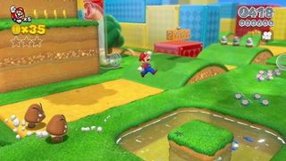Super Mario 3D World - Presentaci�n