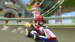 Mario Kart 8 - Debut