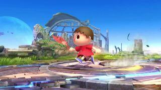 Super Smash Bros. - Debut