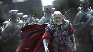 Final Fantasy XV - Cinem�tica y jugabilidad