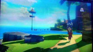 Zelda Wind Waker HD - Jugabilidad E3 2013