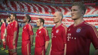 Pro Evolution 2014 - Jugabilidad E3