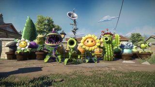 Plants vs Zombies: Garden Warfare - Debut
