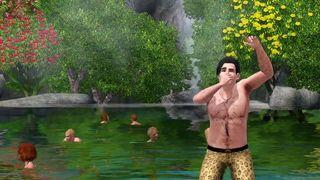Los Sims 3 Aventura en la isla - Lanzamiento