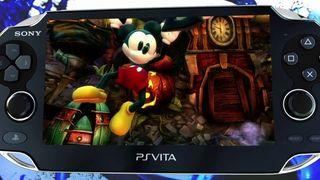 Epic Mickey 2: El retorno de dos h�roes - Lanzamiento PS Vita