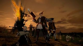 Final Fantasy XIV: A Realm Reborn - Clases y trabajos
