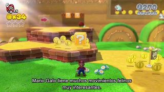 Super Mario 3D World - Desarrollo