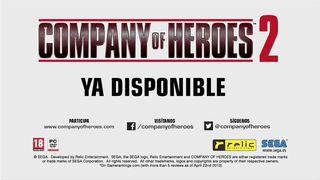 Company of Heroes 2 - Tr�iler de lanzamiento