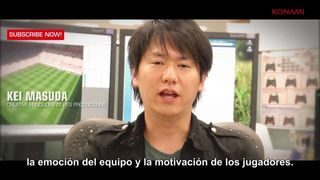 Pro Evolution Soccer 2014 - Diario de Desarrollo 3