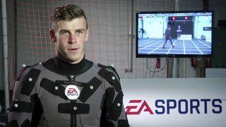 FIFA 14 - Gareth Bale captura de movimientos
