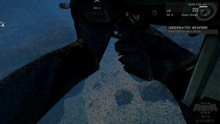 ArmA III - Sesi�n de juego: Submarino