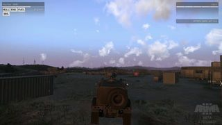 ArmA III - Sesi�n de juego: Veh�culo