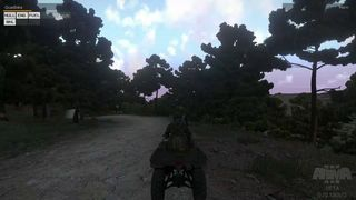 ArmA III - Sesi�n de juego: Quad