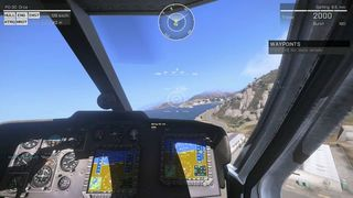 ArmA III - Sesi�n de juego: Helic�ptero