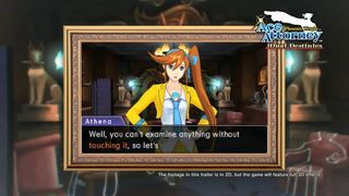Phoenix Wright: Ace Attorney Dual Destinies - Jugabilidad (2)