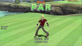 Everybody's Golf - Lanzamiento