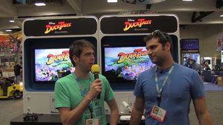 DuckTales Remastered - Jugabilidad Comic-Con