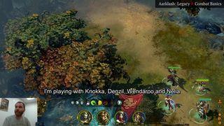 Aarklash: Legacy - Mec�nicas de combate