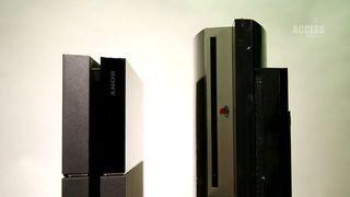 PlayStation 4 - Comparativa PlayStation 3