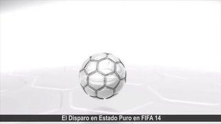 FIFA 14 - Disparos y f�sica del bal�n
