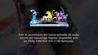 Final Fantasy X/X-2 HD Remaster - Secuencia adicional