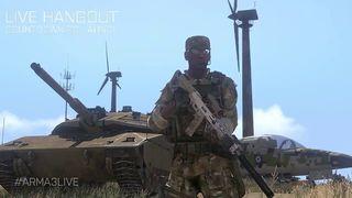 ArmA III - Presentaci�n de una hora
