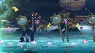 Rayman Legends - Gloo Gloo