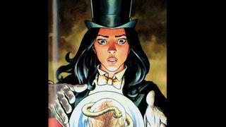 Injustice: Gods Among Us - Historia de Zatanna