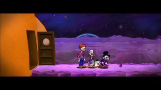 DuckTales Remastered - The Moon