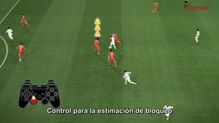 Pro Evolution Soccer 2014 - Defensa