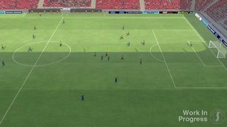 Football Manager 2014 - Motor gr�fico