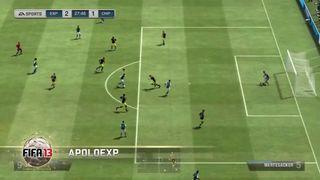 FIFA 13 - Los mejores goles del a�o
