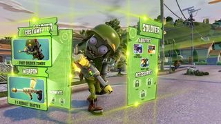 Plants vs. Zombies: Garden Warfare - Las clases