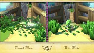 The Legend of Zelda: The Wind Waker HD - Modo H�roe