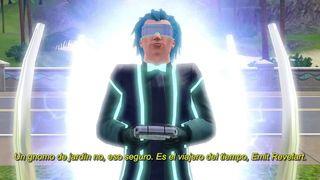 Los Sims 3 Hacia el futuro - La historia de Lauren McLemore