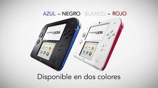 Nintendo 2DS - Presentaci�n