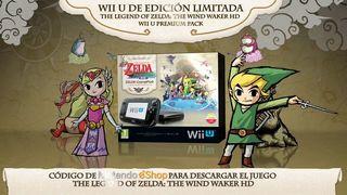 The Legend of Zelda: The Wind Waker HD - Pack Wii U
