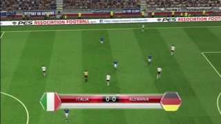 Pro Evolution Soccer 2014 - Italia vs Alemania