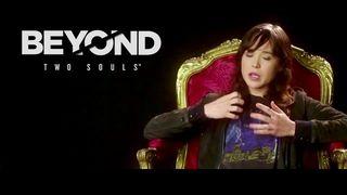 Beyond: Dos almas - Ellen Page y Willem Dafoe