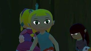The Legend of Zelda: The Wind Waker HD - Historia