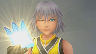 Kingdom Hearts HD 1.5 ReMIX - Sistema de combate de Chains of Memories