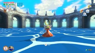 The Legend of Zelda: The Wind Waker HD - Comparaci�n GCN