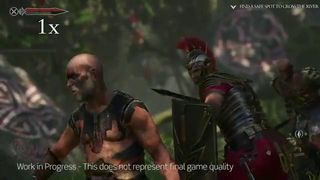 Ryse: Son of Rome - Combate