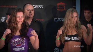 UFC - Luchadoras